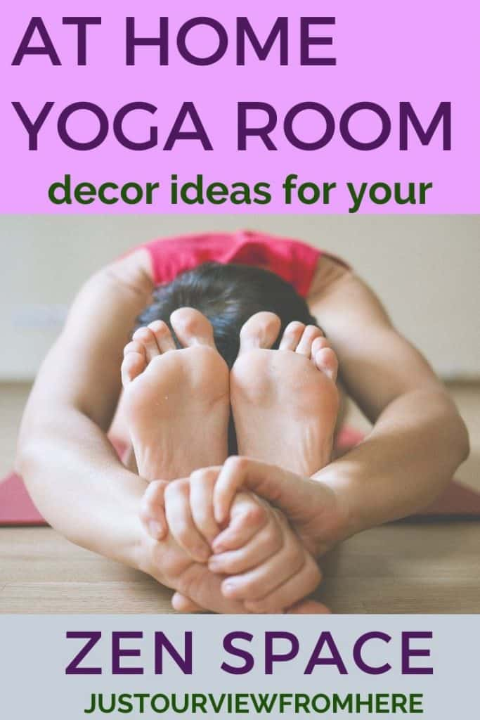 How To Create A Super Zen Home Yoga Room Just Our View From Here